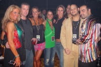 arnold after party---had no pics where jason's eyes were actually open!! :)